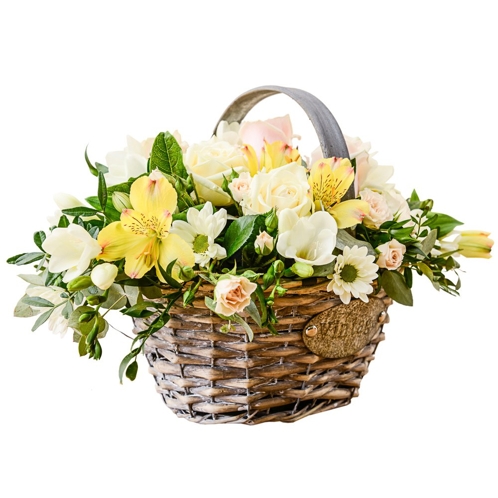 Luxurious Basket